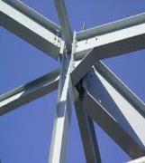 دانلود فایل آموزشی اجزاي ساختمان هاي فلزی