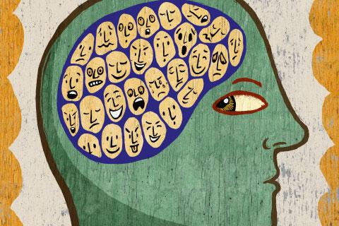 مقایسه میزان هوش هیجانی افراد معتاد کلینیک و غیر معتاد